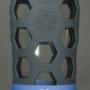 Lifefactory glass water bottle 22oz Carbon