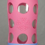Lifefactory glass water bottle 22oz Pink