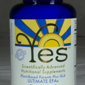 Yes GLA ultimate EFAs capsules
