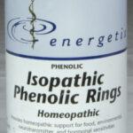 Energetix isopathic phenolic rings