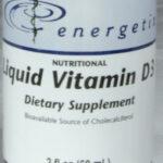 Energetix liquid vitamin D3
