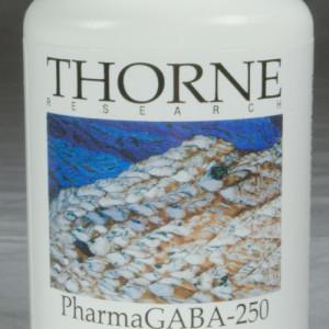 Thorne pharma GABA-250