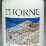 Thorne pharma GABA-100mg capsules