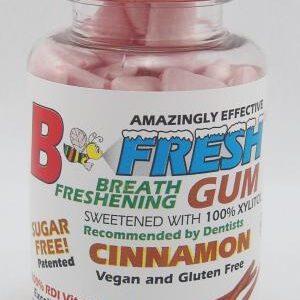 B-Fresh Cinnamon Gum