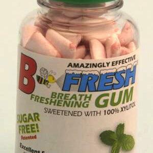 B-fresh spearmint gum